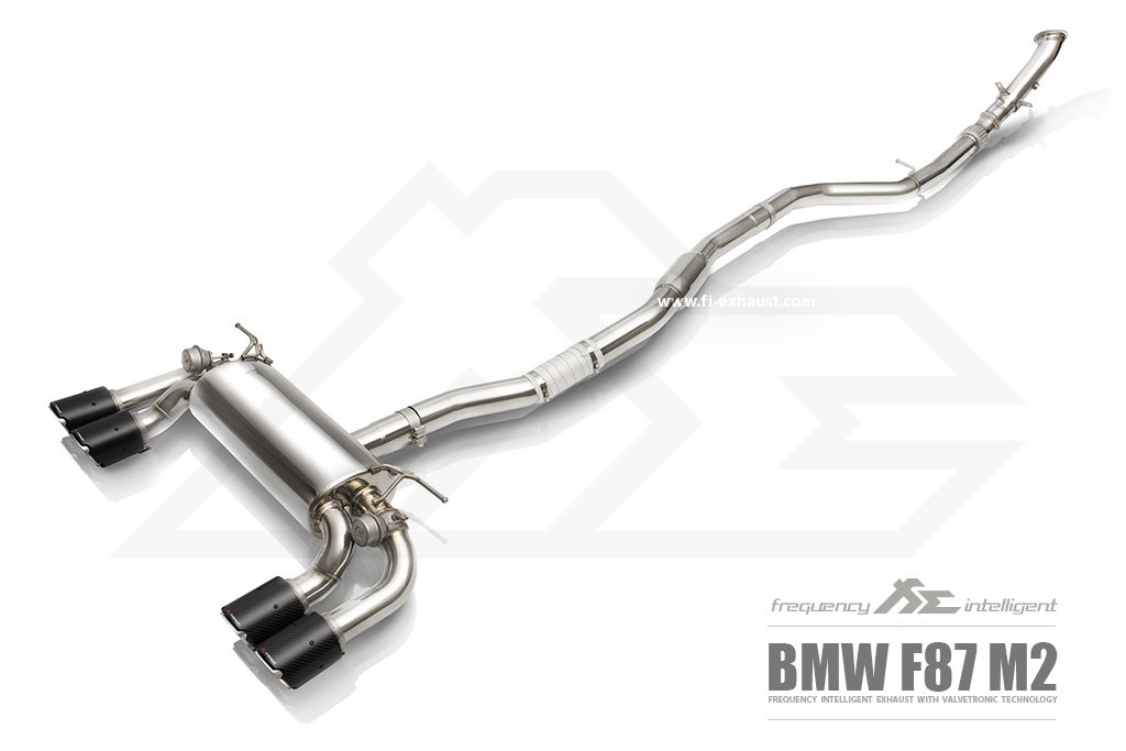 BMW M2 M-POWER Valvetronic (valve) Exhaust