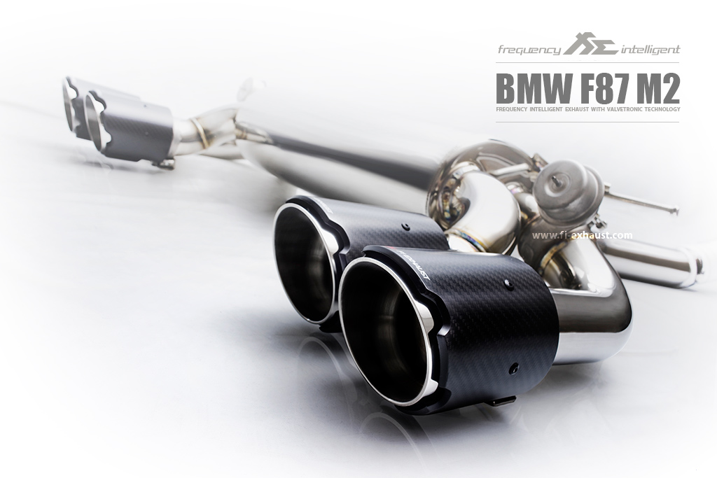 BMW M2 M-POWER Exhaust5