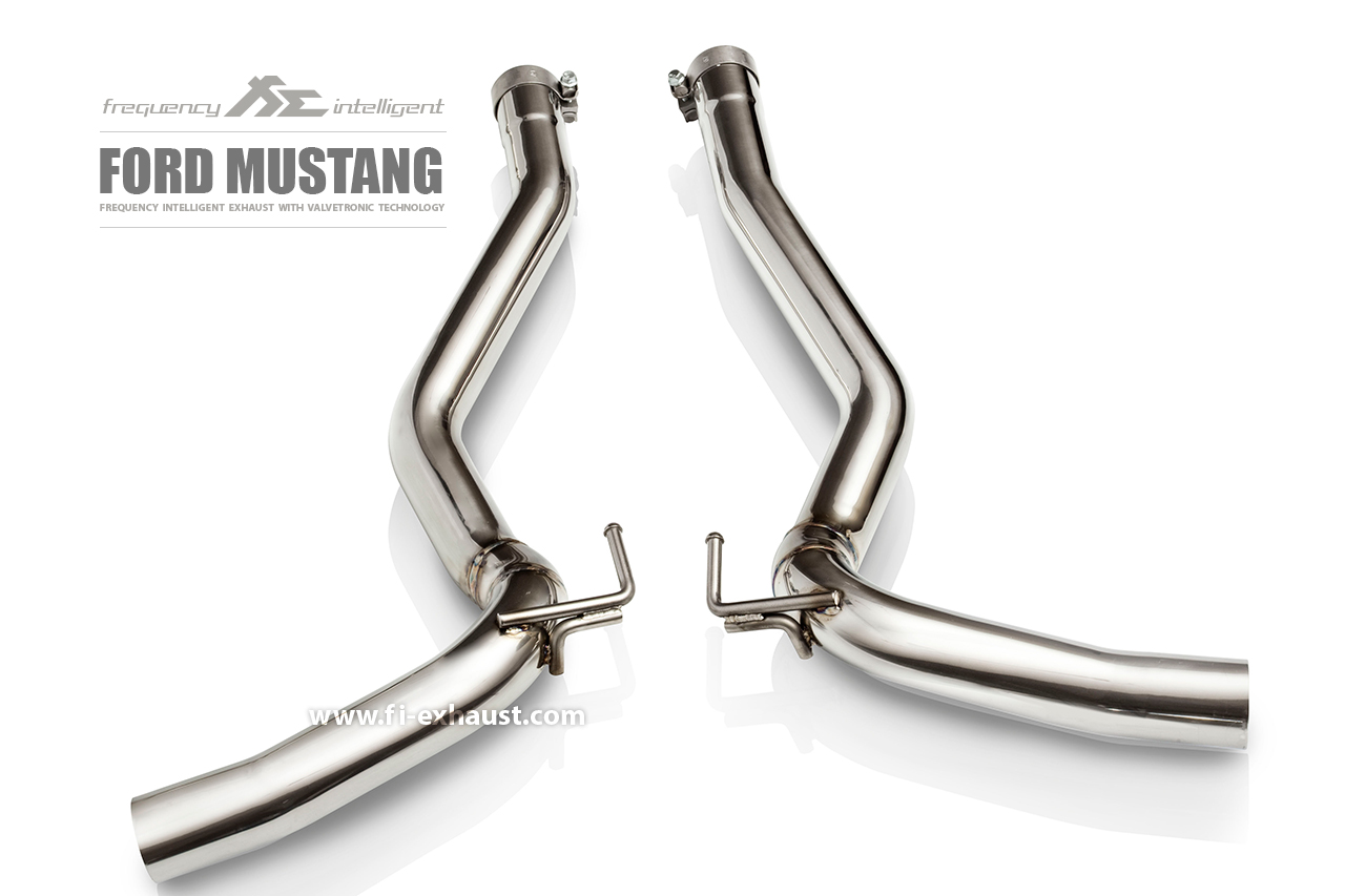 ford MUSTANG Mid-pipe